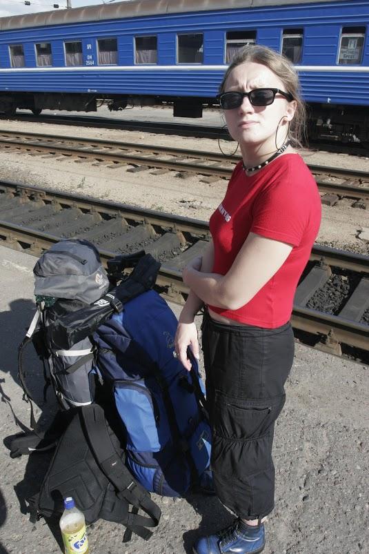Czekamy naTranssib! Jedziemy naSyberię! (sierpień 2008)