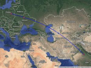 Plan podróży doIndii Północnych (Indie Północne)