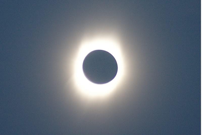 Zaćmienie! Najdłuższe pełne zaćmienie słońca XXI wieku (22 lipca 2009)