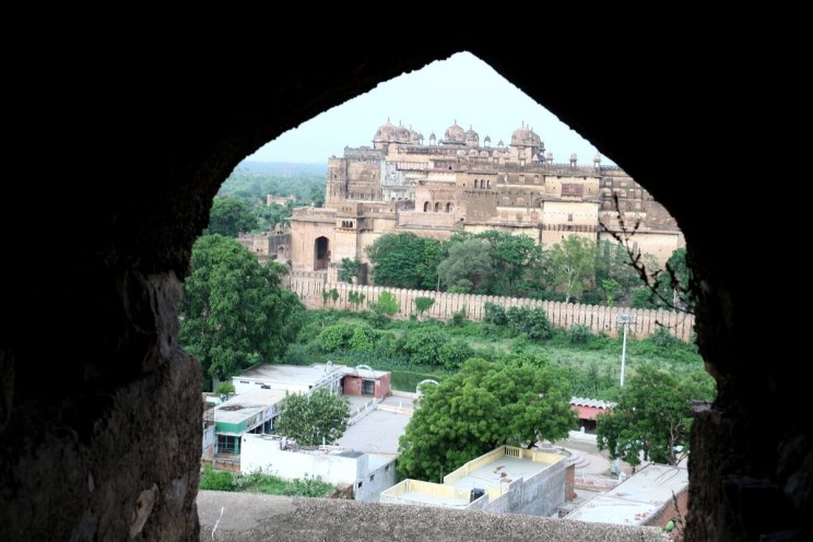 Chaturbhuj Mandir wOrchha