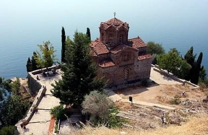 Nowy Sad (Serbia) iOchryda (Macedonia)
