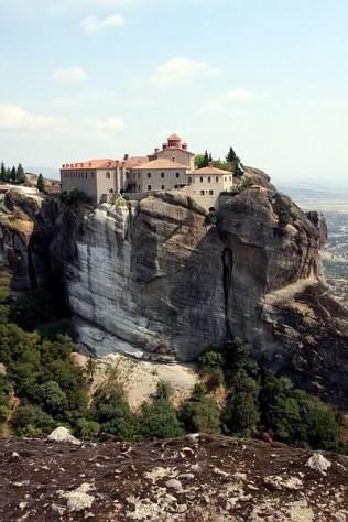 Monastyr Świętego Stefana, Meteora