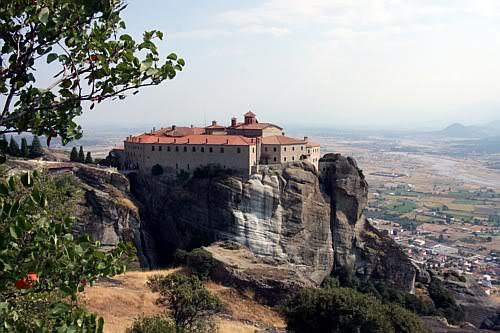 Greckie Meteory, Grecja