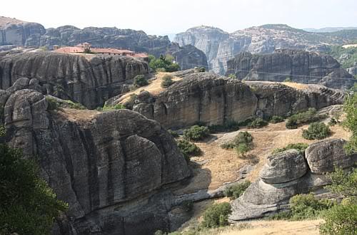 Monastyr Św. Trójcy, Meteory, Grecja