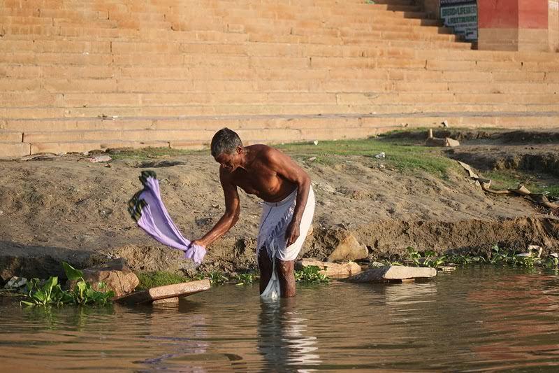 Ganga Ganges Varanasi Waranasi India