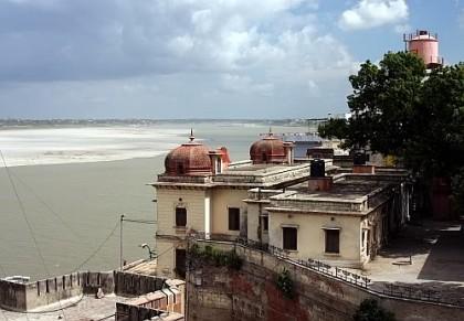 Ganga, Waranasi icałopalenie wIndiach (cz.II)