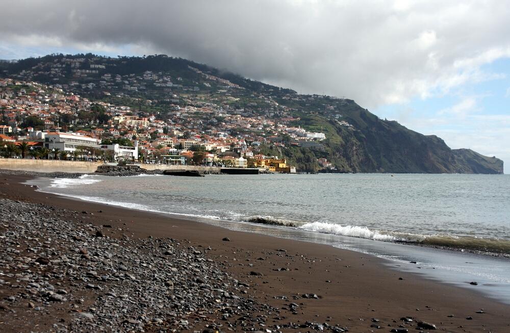Gdzie warto jechać zimą naurlop: Funchal, Madera (Madeira), Portugalia