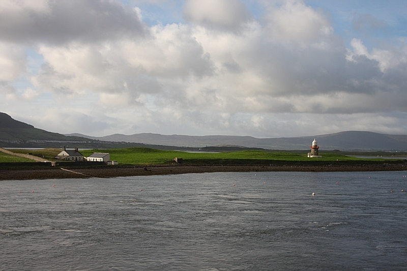 Rosses Point (ir. An Ros), Sligo, Irlandia - An Ross i Sligo