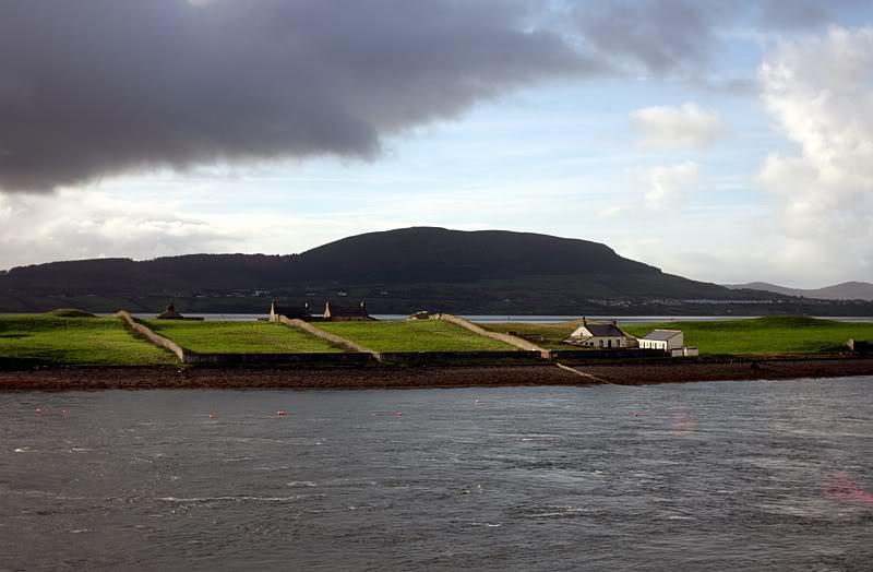 Zielona Irlandia poraz pierwszy: An Ros iSligo