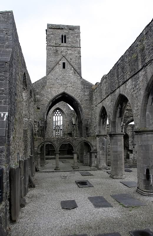 Sligo Abbey, Sligo (irl. Sleigh), Irlandia