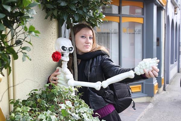 Halloween in Sligo, Ireland