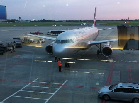 Moskwa lotnisko 10