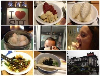 Szanghaj / Shanghai / chińskie jedzenie / kuchnia chińska