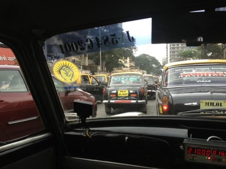 Taksówka Premier, Mumbai, Indie