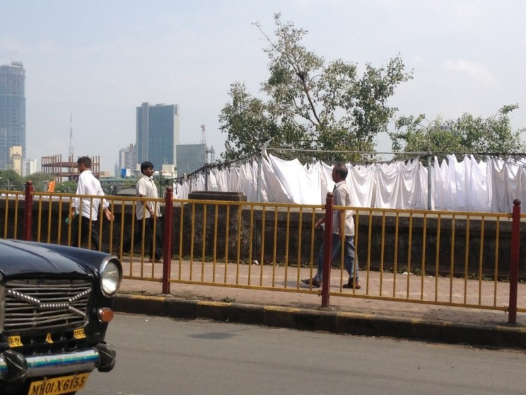 Mahalaxmi Dhobi Ghat, Mumbai, Indie