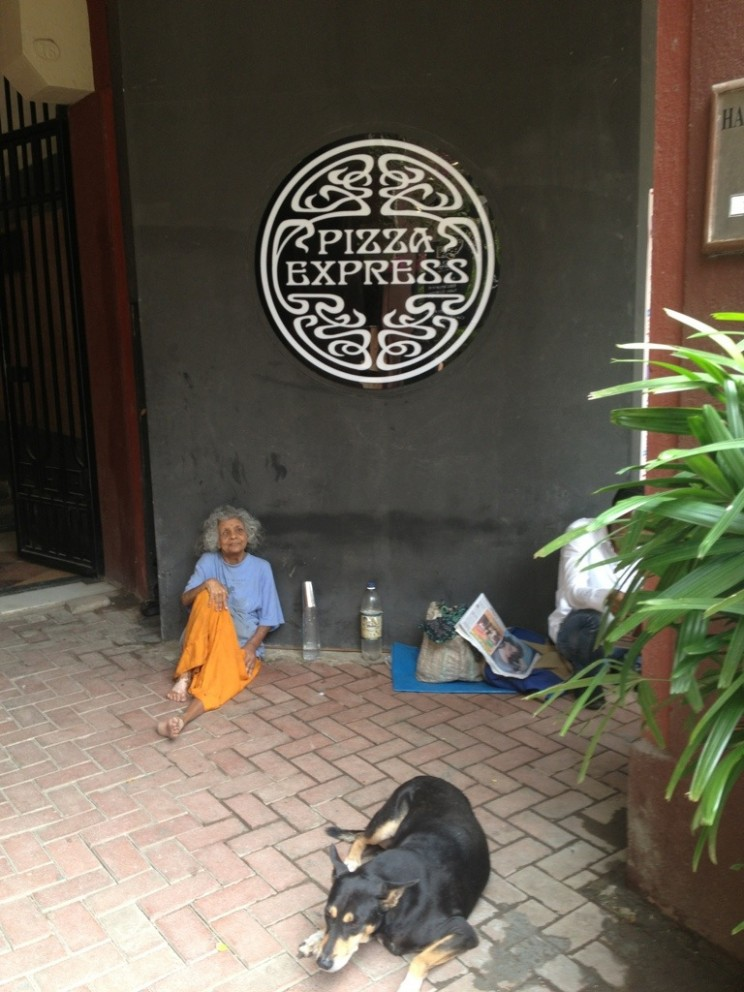 Pizza Express, Mumbai, India
