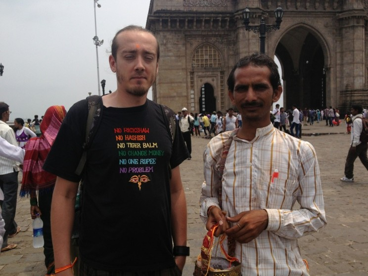 Gateway to India, Mumbai, Indie