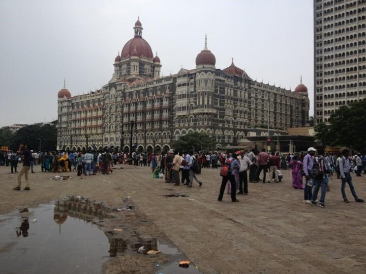 Hotel Taj Mahal Palace, Mumbai, Indie