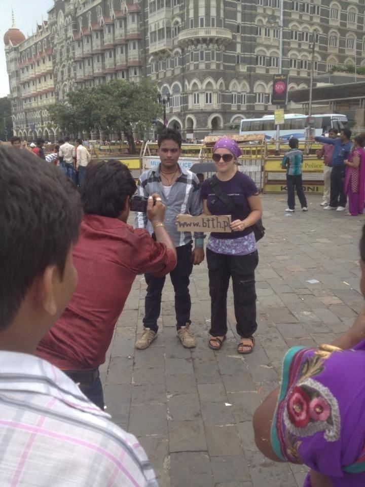 Odwiedź www.btth.pl - Gateway toIndia, Mumbai, Indie
