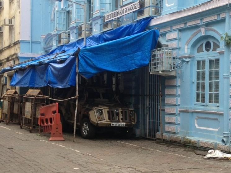 Synagoga Keneseth Eliyahoo, Mumbai, Indie