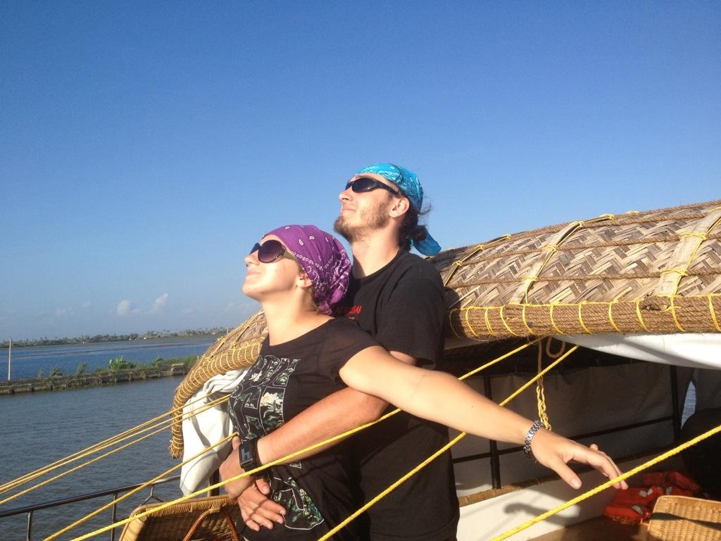 Rejs po Backwaters Kerala Indie Południowe