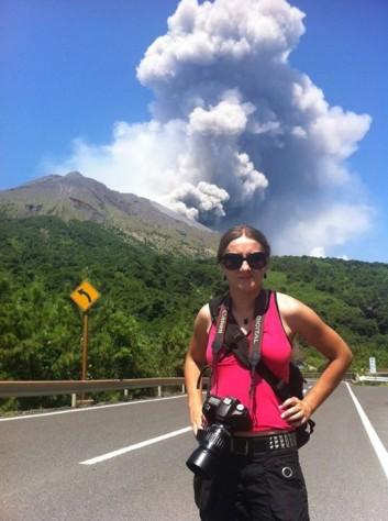 Asia Sakurajima