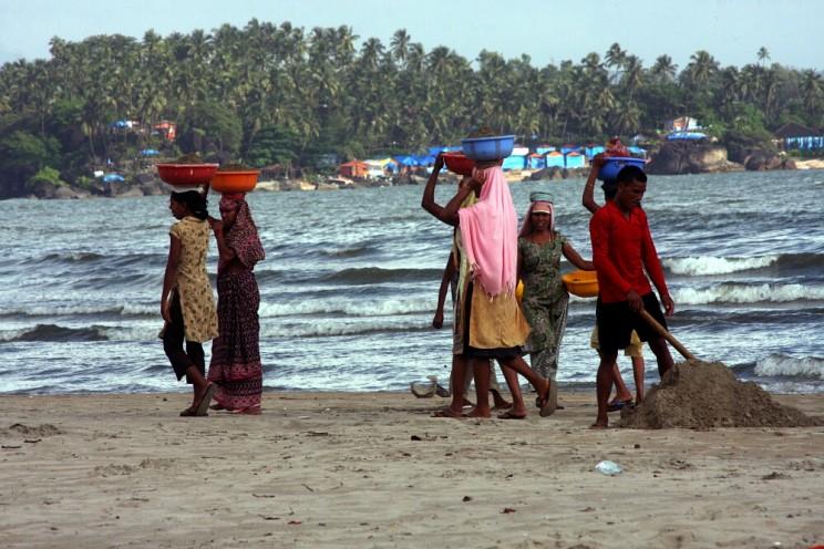 Palolem, Kerala, Goa, Indie