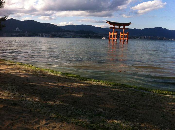 Japonia - jak zorganizować wyjazd #1 Japan Miyajima Itsukushima