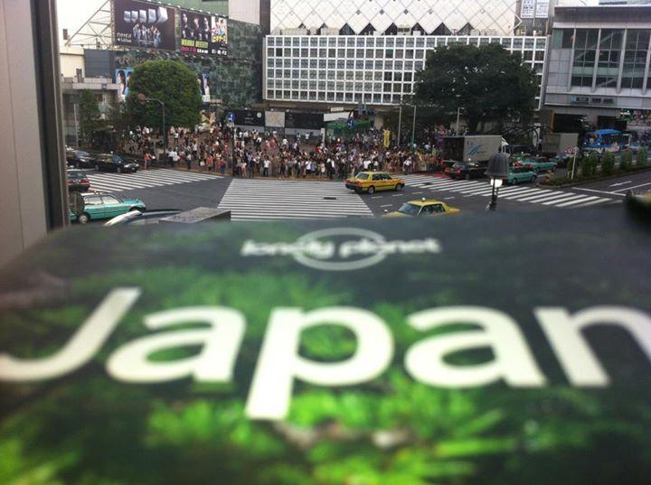 Japonia - jak zorganizować wyjazd #1 Japan Shibuya