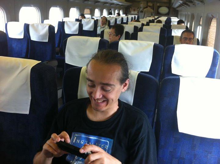 Japonia - jak zorganizować wyjazd #1 Japan Shinkansen
