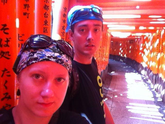 Fushimi Inari Taisha, Kioto, Japonia (2012)