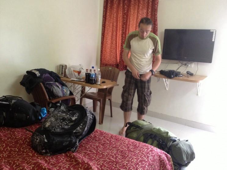 Hotele wIndiach Południowych - nocleg wHotel Panchavati, Aurangabad
