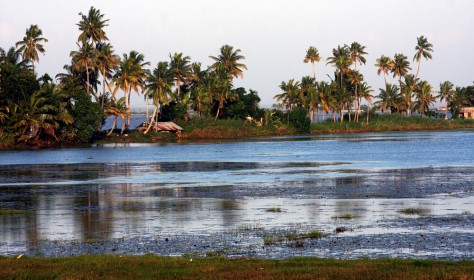 Backwaters kanal