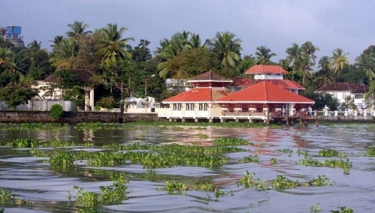 Ciekawe miejsca wIndiach południowych: Fort Kochin, Kerala