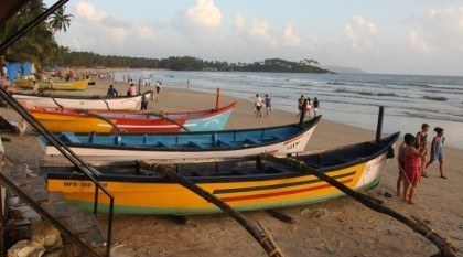Lelum Polelum wPalolem (Kerala, Goa, Indie Południowe)