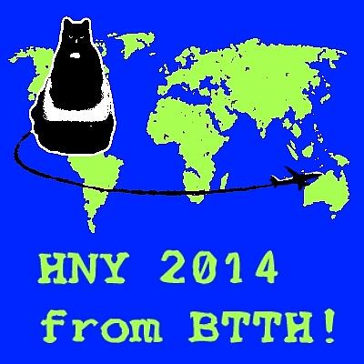 Happy New Travel Year Btth 2