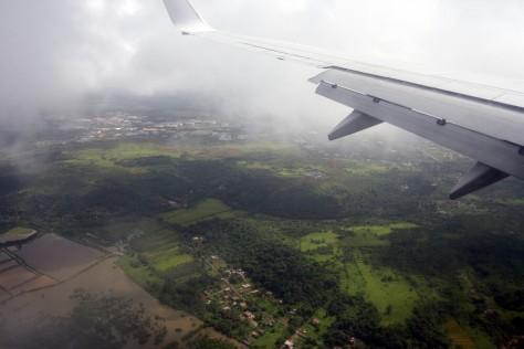 Kochin-Goa-samolotem