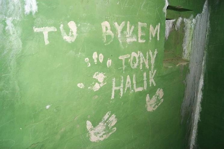 Dlaczego Byłem tu. Tony Halik.?