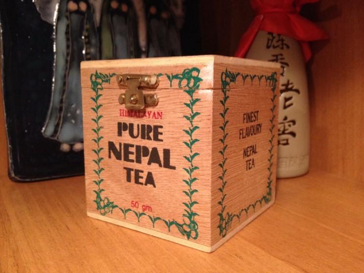 Co przywieźć zIndii - herbata