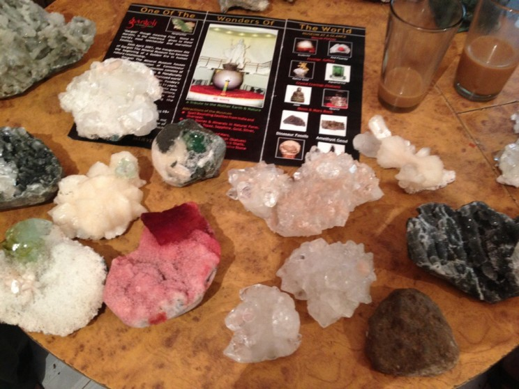 Stones Ajanta