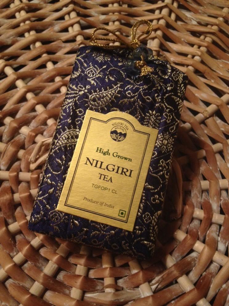 Co przywieźć zIndii?  Herbata zNilgiri