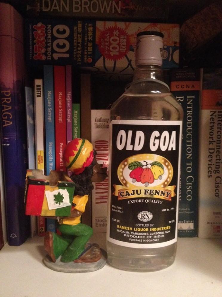 Old Goa Caju Fenny - alkohol zjabłek nerkowca