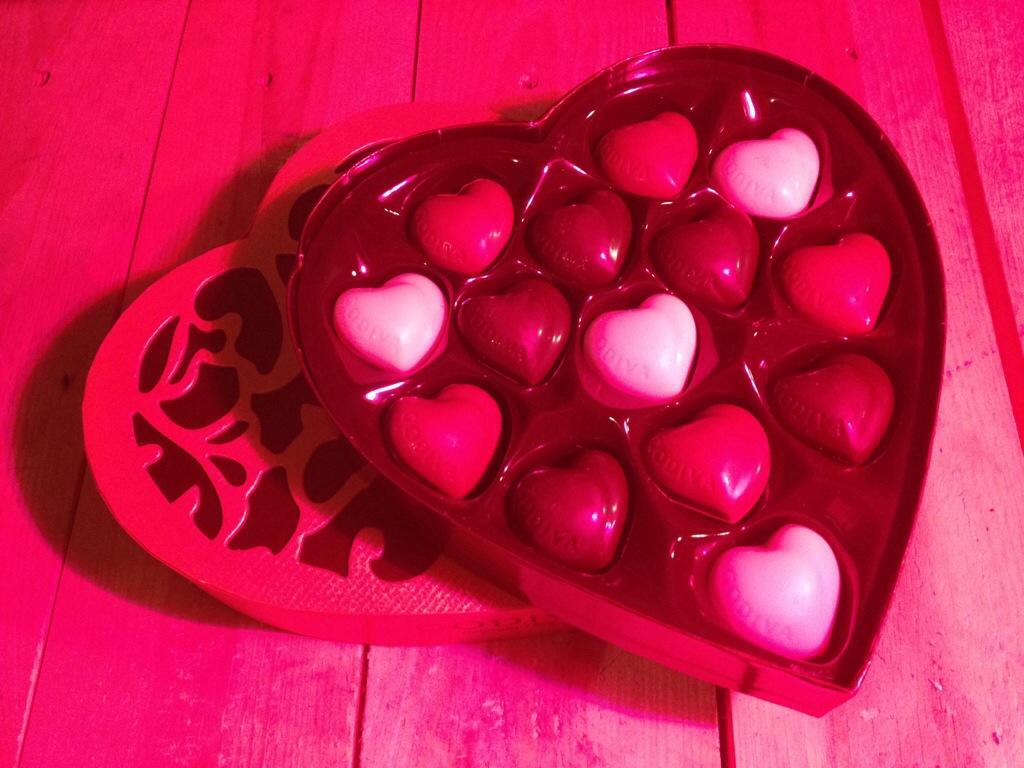Otym, co mają wspólnego Funchal iBruksela & Happy Valentine's Day!