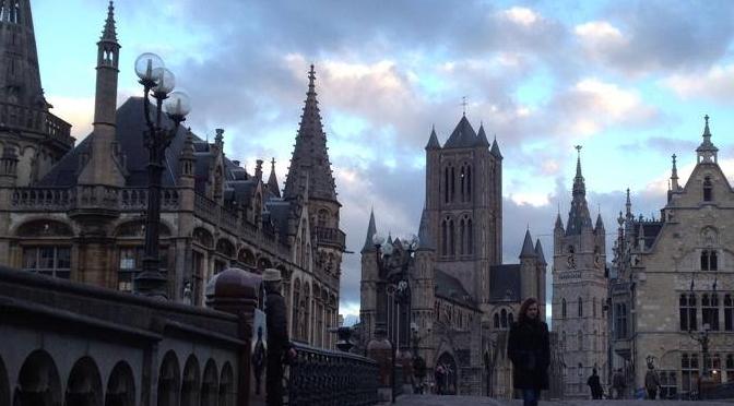 Bruksela iGandawa (Brussels & Gent)