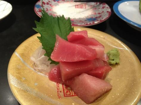 Japan Maguro Sashimi