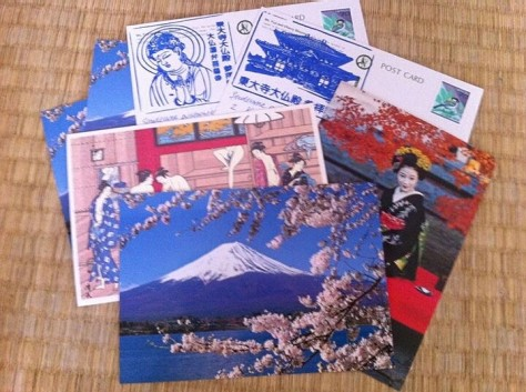 Japan Post Cards