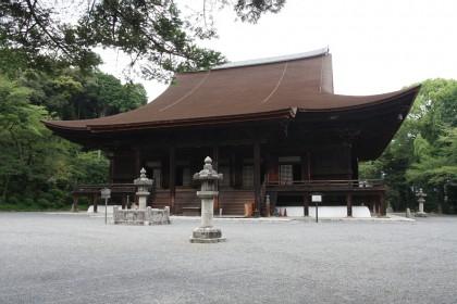 Ciekawe miejsca wJaponii: świątynia Mii-dera (Ōtsu)