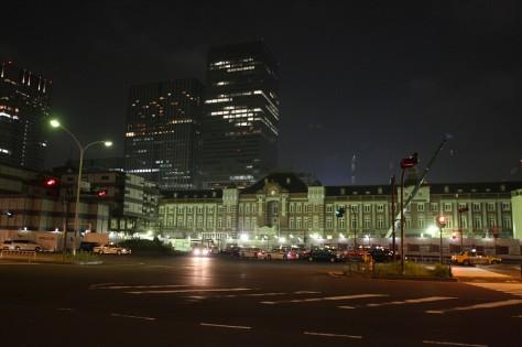 Tokyo Eki bynight