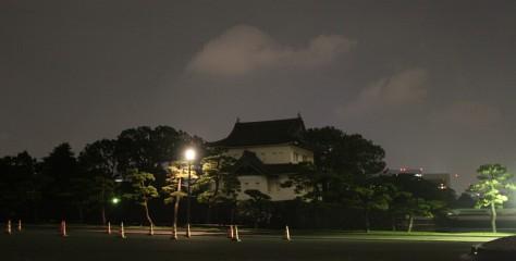 Tokyo Royal Gardens byNight