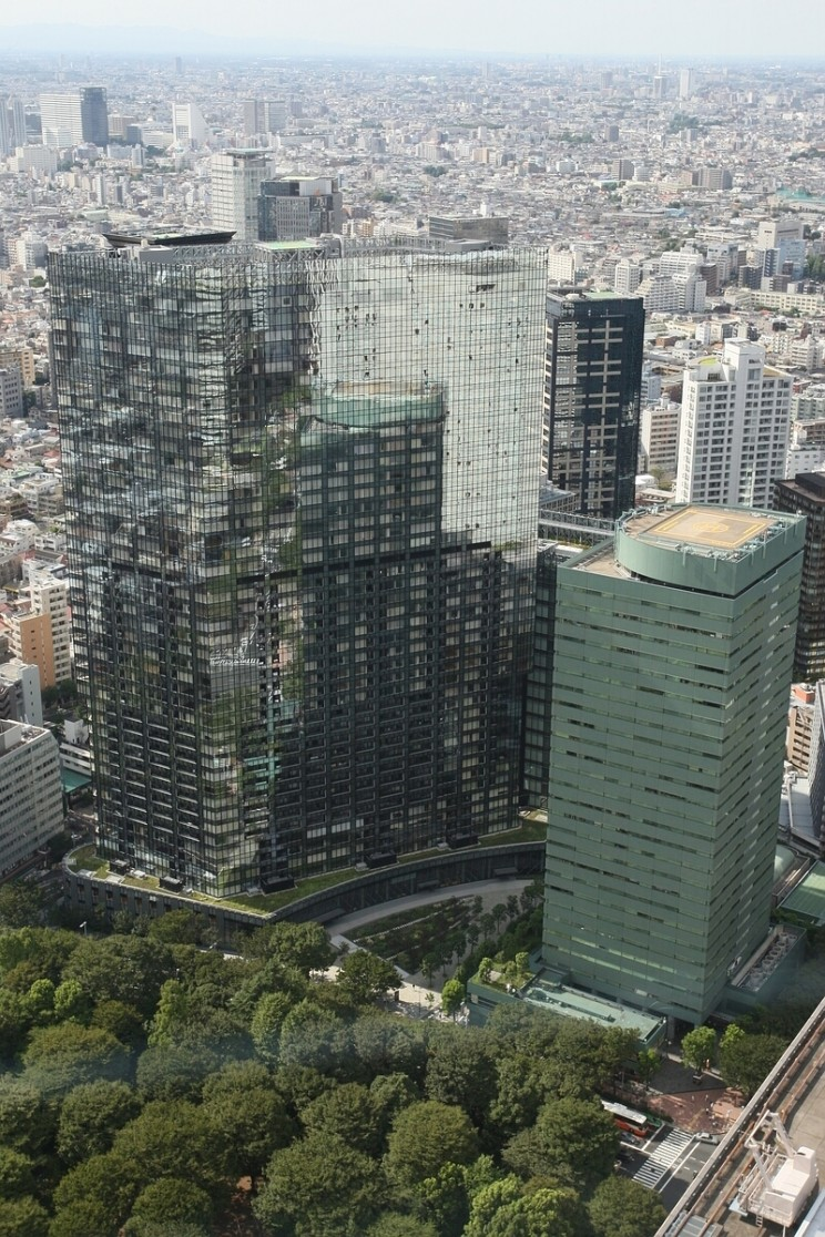 Tokyo Shinjuku GMT Government Building K